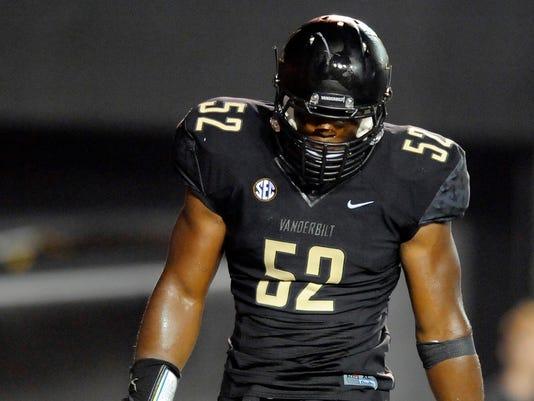NCAA Football: Temple at Vanderbilt