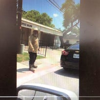 Texas road rage incident caught on video turns into racist tirade