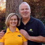 Determined husband-and-wife team earns doctorates from Southern Miss