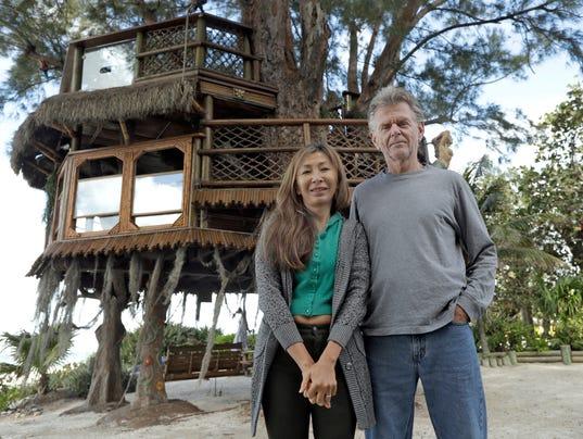 Treehouse, Lynn Tran, Richard Hazen