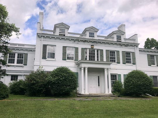 The historic Foster House on West Water Street in Elmira is a short distance from the former Civil War prison camp. The Friends of the Elmira Civil War Prison Camp will convert a vacant room in the house into a research library.