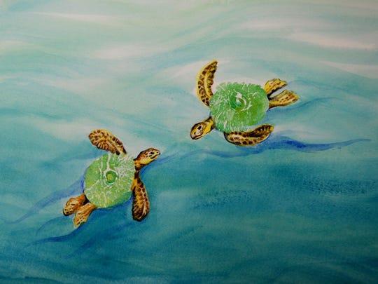 Artwork by Lynn Laird.