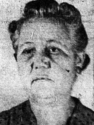 Mrs. Virginia E. Varela had five sons serving in the Armed Forces.