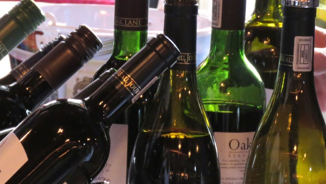 Head over to Orange Beach for a wine festival on Saturday from noon to 4 p.m.