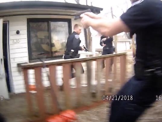 Boone police fatally shoot man