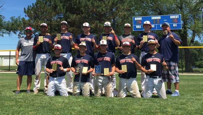 Top Tier Baseball out of Chicago, Illinois won the 2016 AAAB Connie Mack Regional hosted at Bailey Park.