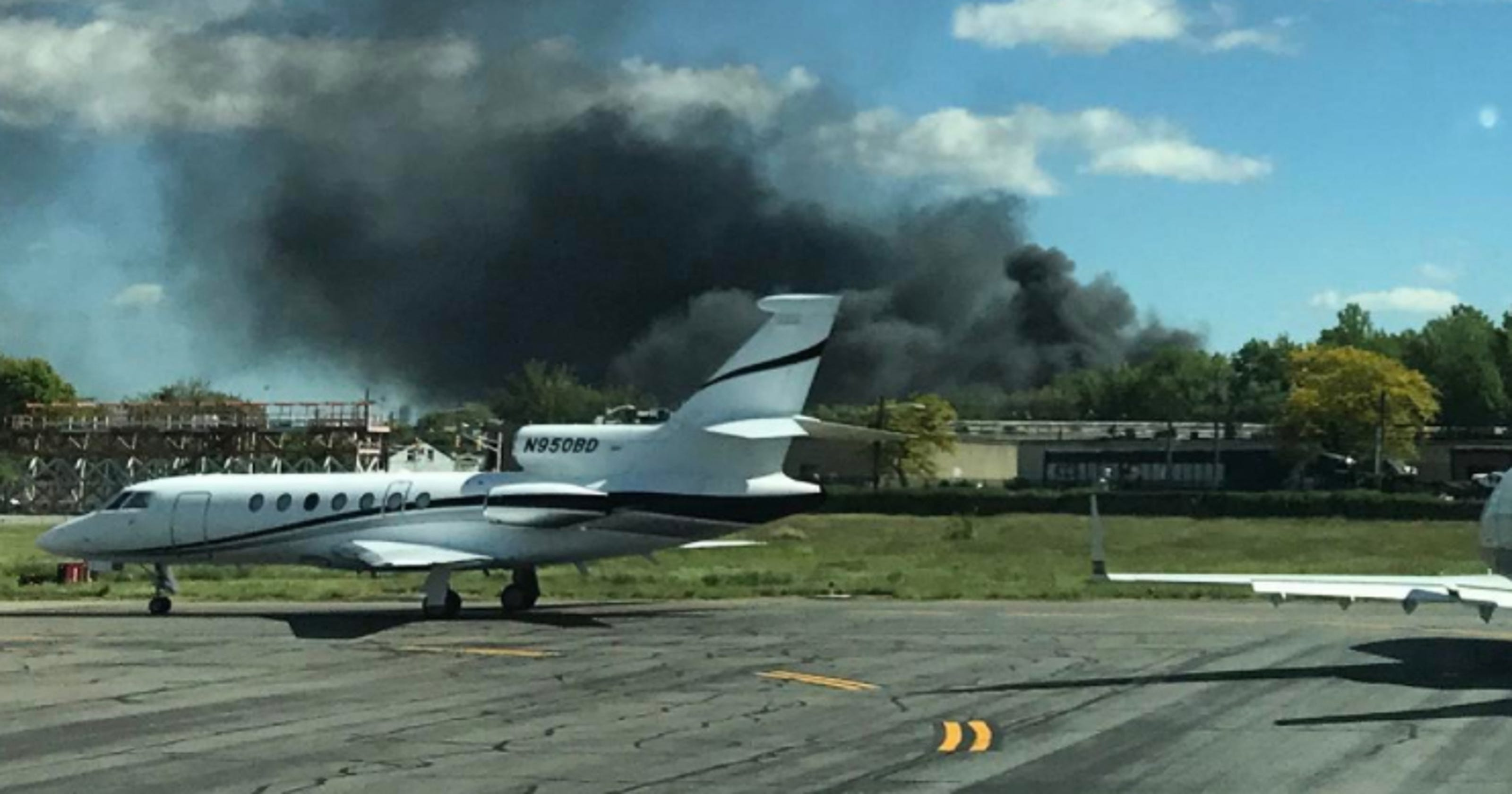 pit voice recorder found in N.J. Learjet crash on helicopter crash investigation, fire investigation, plane crashes on property, police crash investigation, plane home, air force crash investigation, truck accident investigation, bus accident investigation, plane patent, airbus crash investigation, air plane investigation, aircraft crash investigation,