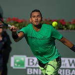 No Federer vs Kyrgios: Aussie withdraws with illness