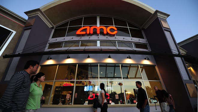 Texting-friendly screens — coming soon to AMC?