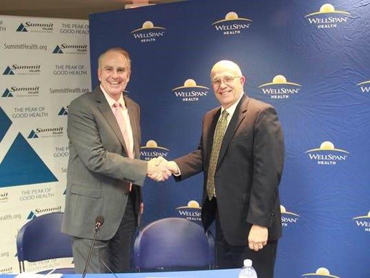 WellSpan Health partners with Summit Health