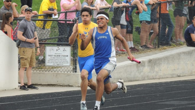 Alizhah Watson, the only returner from Wynford's state title winning 4x100 relay team, will look to lead the Royals this season again on the track.