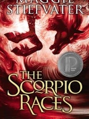 """The Scorpio Races"" byMaggie Stiefvater"