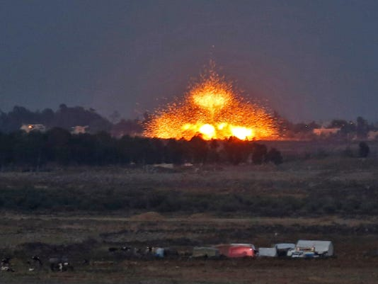 TOPSHOT-ISRAEL-SYRIA-CONFLICT