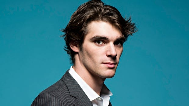 """RJ Mitte played Walter """"Flynn"""" White, Jr. on the AMC show, """"Breaking Bad."""""""