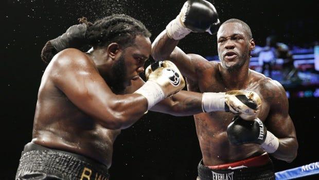 Deontay Wilder will defend his WBC heavyweight title Saturday against unbeaten Luis Ortiz.