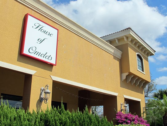 The new House of Omelets in Piper's Crossing retail