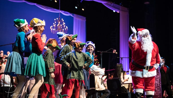 Christmas 2018: 6 holiday events for the family this weekend and beyond
