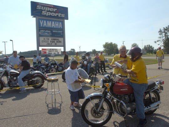 Donahue Super Sports in Wisconsin Rapids will hold