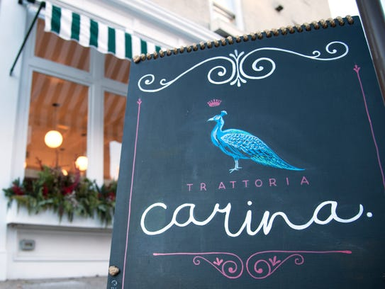 Feel free to bring your bottle to Trattoria Carina, a BYOB without a corking fee that also offers a few wines and Italian cocktails by the glass.