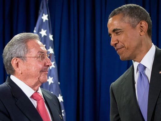 Obama says his Cuba visit will help improve lives of Cuban ...