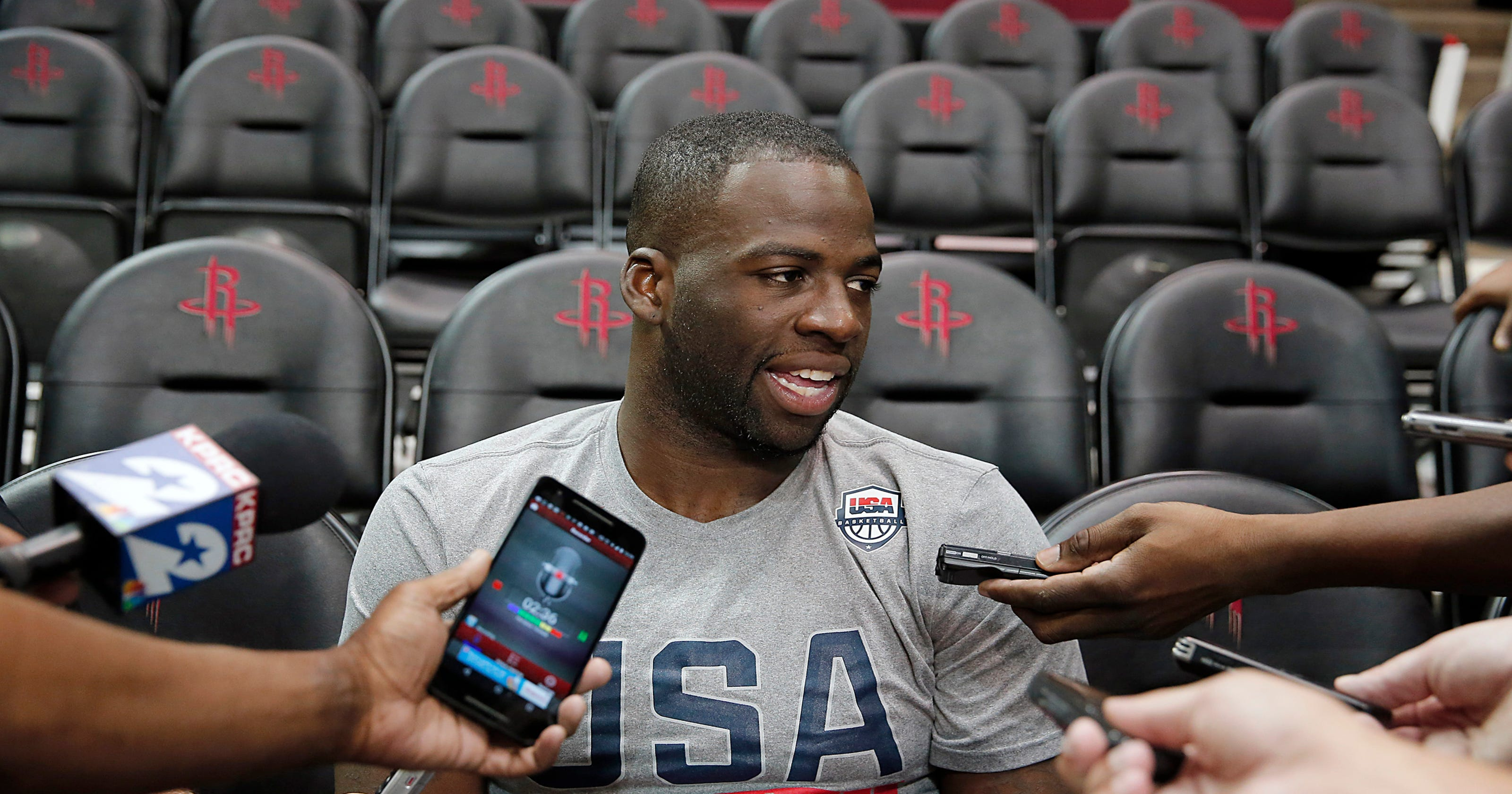 37803cea8b52 Graphic Snapchat post latest misstep for ex-MSU star Draymond Green