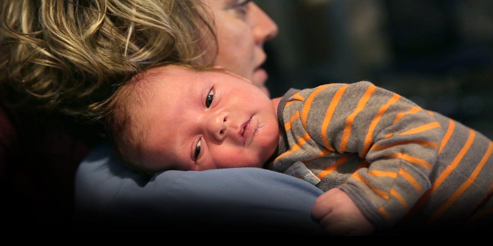 24d6fb4d3 Babies fight drug addiction in Michigan's Upper Peninsula