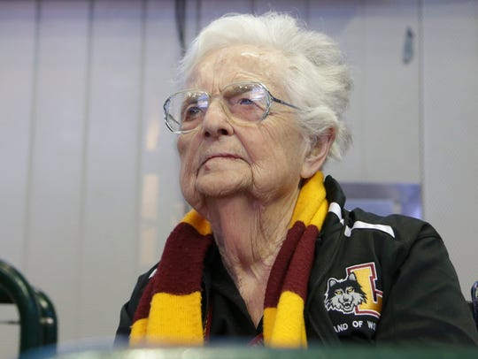 Sister Jean Dolores-Schmidt, 98, has told Tennessee
