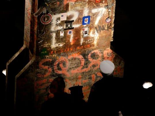 APTOPIX Sept 11 Museum