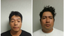 Santos Leonel Mejia-Yanes (left) and Bayron Cruz-Vargar (right) are charged with first degree murder.