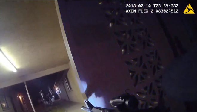 Flagstaff police on Monday released body-camera footage from a police shooting Friday night that left a 78-year-old man dead.