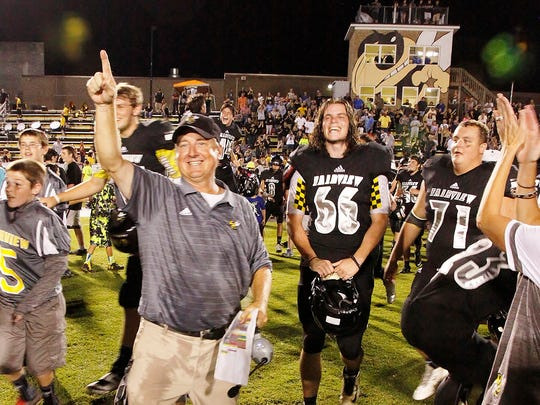 FHS Coach Chris Hughes is after another big win over