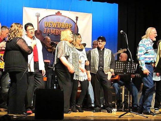 Dewdrop Jamboree XV is set for Saturday.