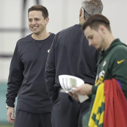 McGinn: Packers' GM picture remains unchanged