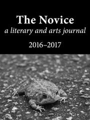 The Novice, 2016-2017, literary journal at Silver Lake College in Manitowoc.
