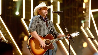 Singer Toby Keith