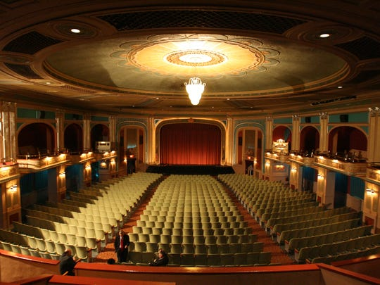 Suffern's Lafayette Theater first opened in 1924.