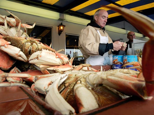 West Coast Seafood Industry Braces For Market Impact From Katrina