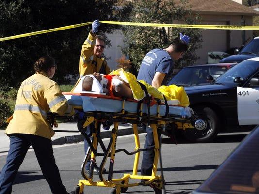 East Salinas Shooting