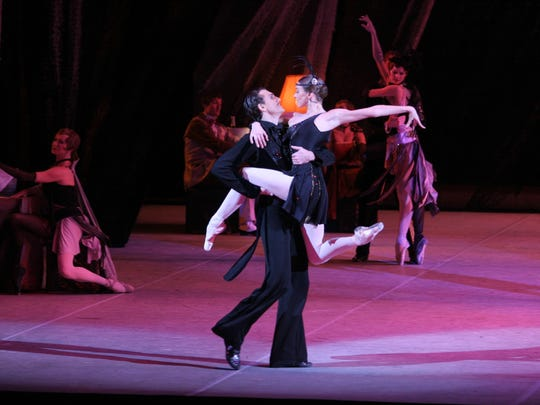 """The Bolshoi Ballet presents """"The Golden Age"""" Jan. 15 at the Rosendale Theatre as part of Dance Film Sundays series."""