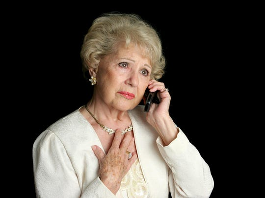 The grandparent scam preys on an elderly person's strong feelings for their loved ones.