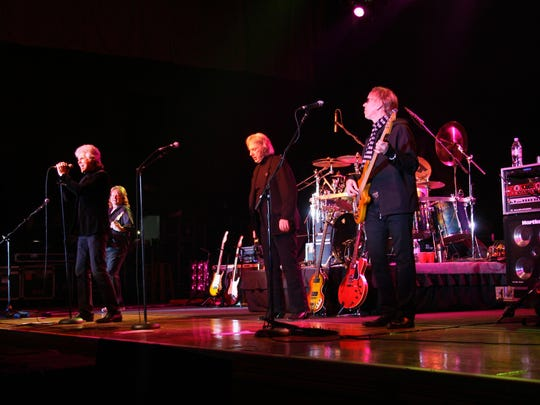 Three Dog Night takes to the stage of the Gillioz on