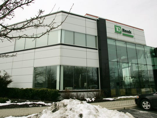 TD Bank is one of New Jersey's largest employers