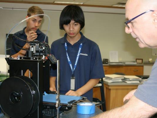 BRI 1031 CN student Immaculata robotics