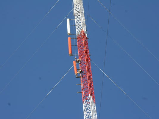 Antenna installation