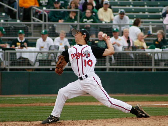 Tim Collins saved 14 games while with the Lugnuts in 2008.