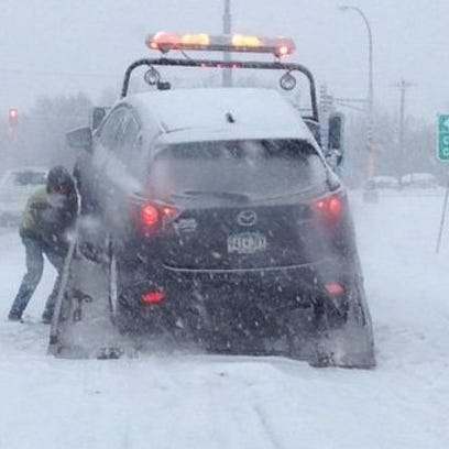A series of crashes on I-94 near St. Cloud closed down