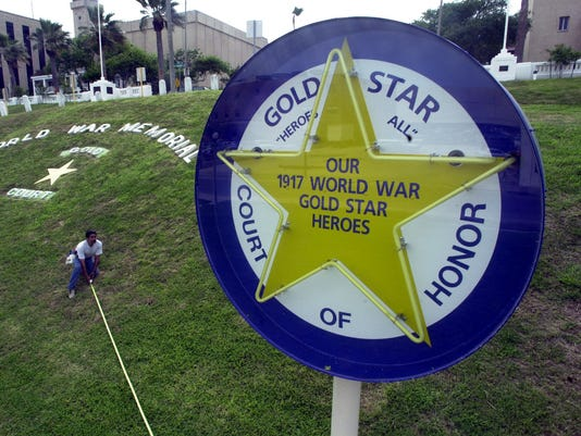 Gold Star Court of Honor