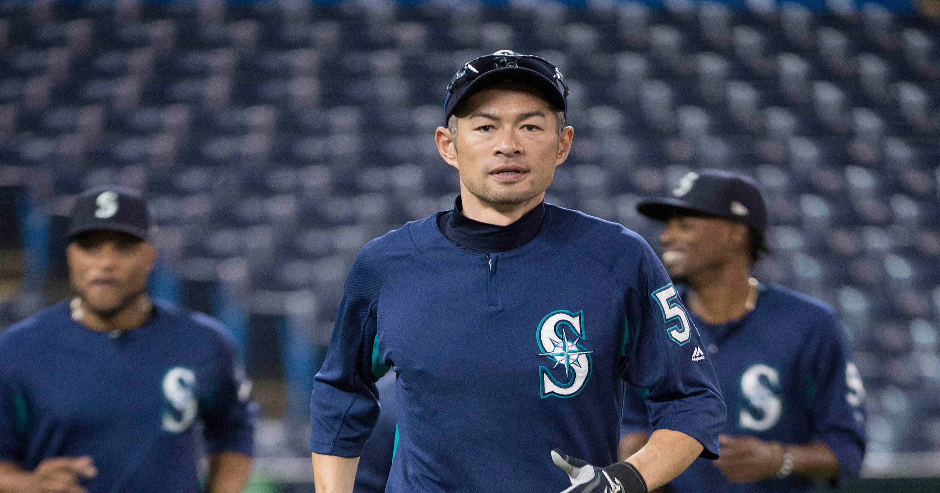 Ichiro Suzuki once had no idea who Tom Brady was b8c4783c37