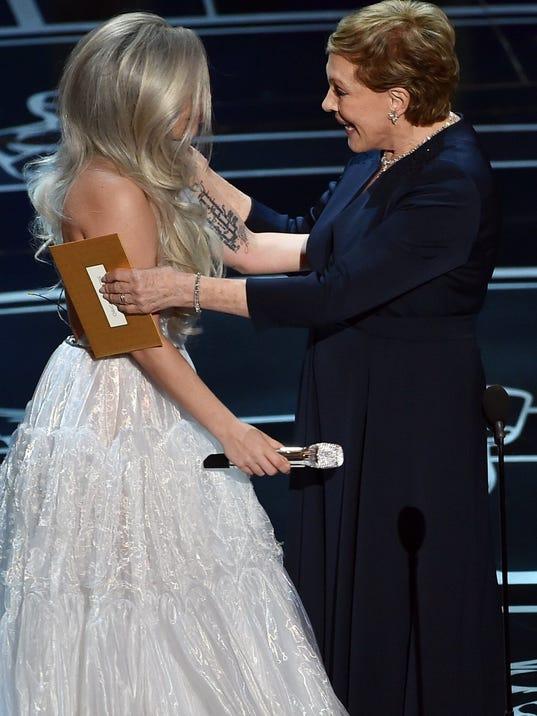 87th Annual Academy Awards - Show