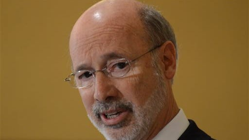 Gov. Tom Wolf and top lawmakers continued to negotiate a budget after the Thanksgiving break, but it wasn't clear how they would break the stalemate.